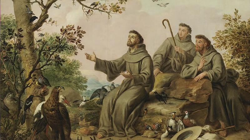Hoje é celebrado São Francisco de Assis, exemplo de pobreza, harmonia e paz  - Paróquia São José